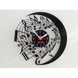 RELOJ DECORATIVO EN DISCO...