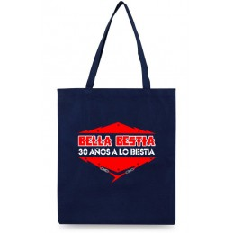 BURDEN BAG NEGRO BELLA BESTIA