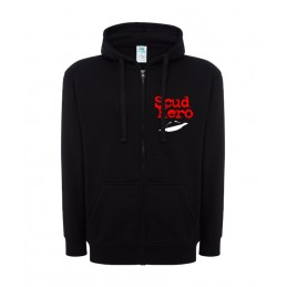 HOODIE BUSSO NEGRO SCUD...
